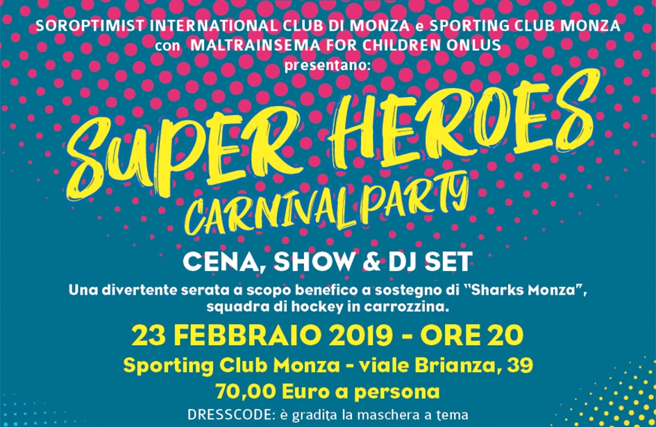 super-heroes-carnival-party by Diana Da Ros
