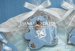cookies orsetto babyshower (Diana Da Ros - Event Planner)