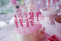 sweet table lollipops (Diana Da Ros - Event Planner)