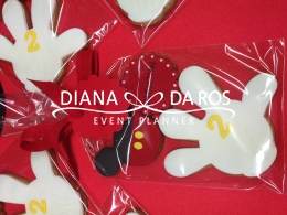 cookies mickey mouse (Diana Da Ros - Event Planner)