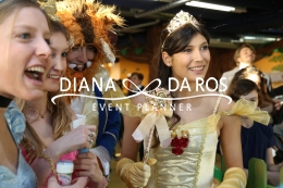 disney princess (Diana Da Ros - Event Planner)