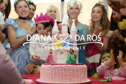 princess birthdaycake (Diana Da Ros - Event Planner)
