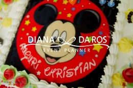 torta mickey mouse (Diana Da Ros - Event Planner)
