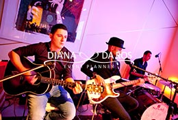 denim party orchestra (Diana Da Ros - Event Planner)