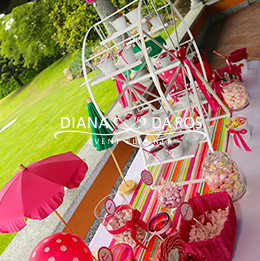 sweet table caramelle (Diana Da Ros - Event Planner)