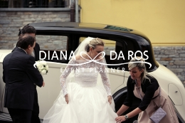 Diana and the Bride (Diana Da Ros - Event Planner)