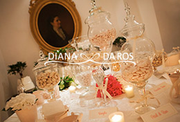 sweet table (Diana Da Ros - Event Planner)