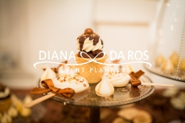 ice cream cupcake e meringue pops (Diana Da Ros - Event Planner)