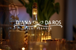 bottiglie luminose (Diana Da Ros - Event Planner)