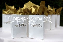 wedding bags (Diana Da Ros - Event Planner)