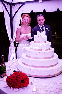 wedding cake (Diana Da Ros - Event Planner)