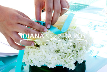 fiori decorativi tiffany (Diana Da Ros - Event Planner)