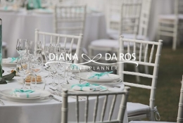 mise en place tiffany (Diana Da Ros - Event Planner)