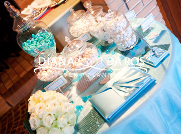 sweet table tiffany (Diana Da Ros - Event Planner)