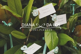 tableau card tiffany (Diana Da Ros - Event Planner)