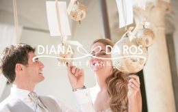 Travel themed wedding Sposi e tableau (Diana Da Ros - Event Planner)