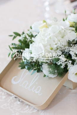 Travel themed wedding centrotavola (Diana Da Ros - Event Planner)