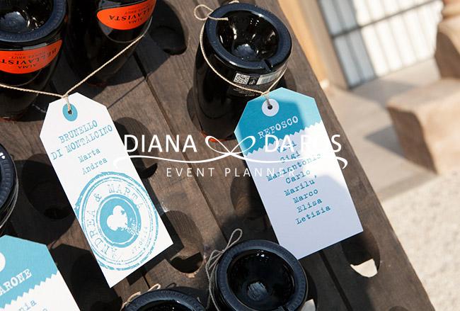 Matrimonio Tema Vino Tableau : Dettaglio tableau de mariage tema vino