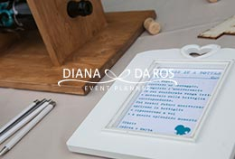 guest book in a bottle (Diana Da Ros - Event Planner)